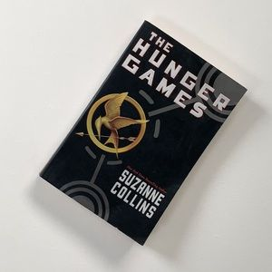 Hunger Games Paperback Book by Suzanne Collins